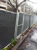 CUSTOMTEMPORARY FENCE