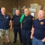 Professional Fire Fighters from Charleston, WV.