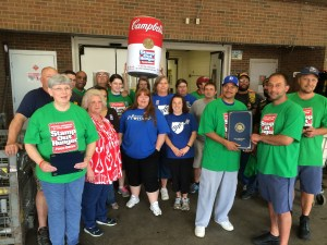 Governor proclaims Letter Carrier Food Drive Day in WV