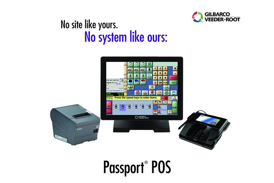 Gilbarco Passport