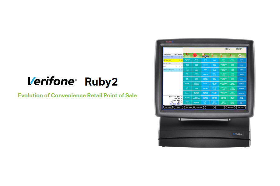 Verifone Ruby2