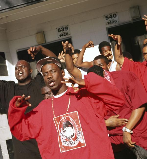 Bounty Hunter Bloods (Watts) Gangs Bloods