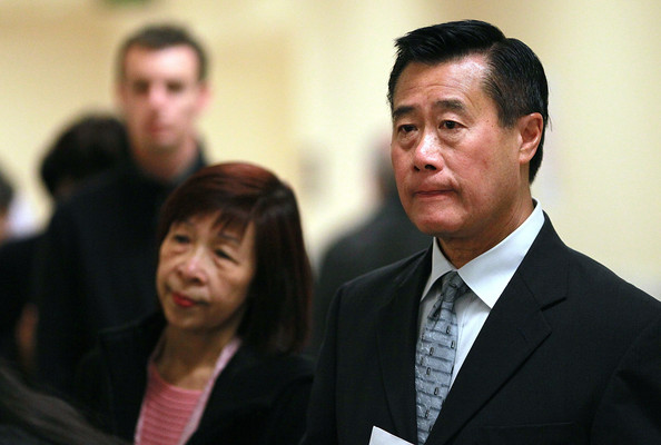 Image result for arrested along with California State Senator Leland Yee