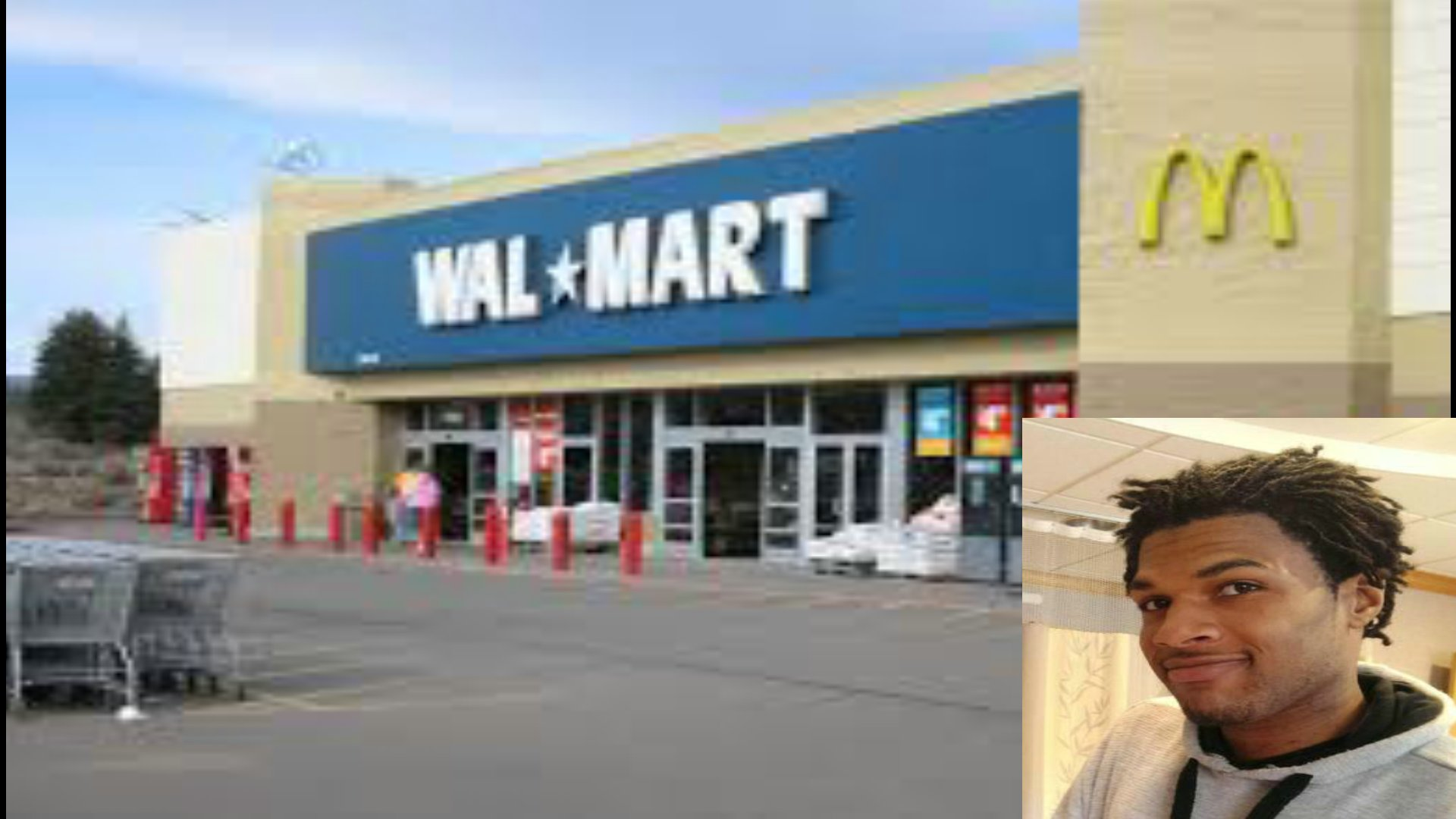 Walmart Toys 3 Year Old : Police shot and killed a yr old man in walmart for