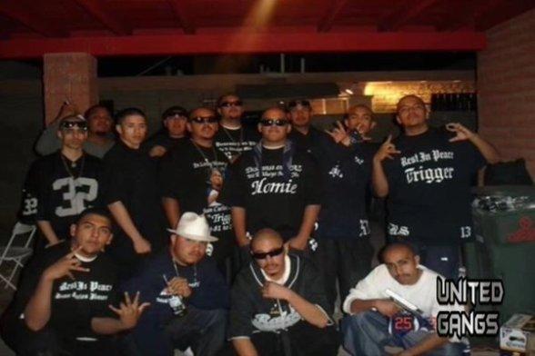 Easy Riders Gangs
