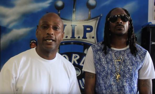 Snoop Dogg Is Back In Hot Water With The Rollin 20 Crips