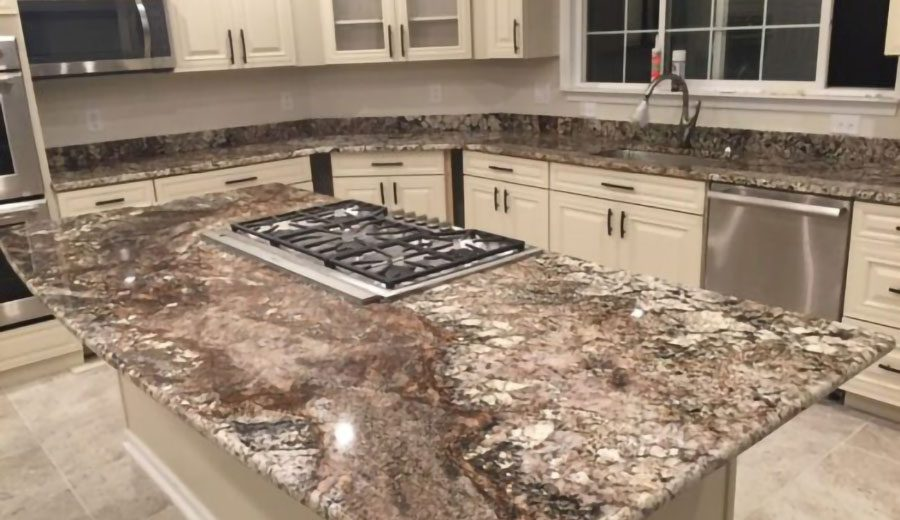 granite kitchen countertop ideas