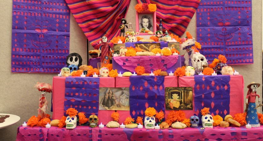 Day of the Dead Celebrations in London