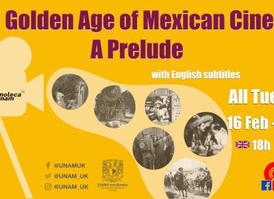 The Golden Age of Mexican Cinema: A Prelude