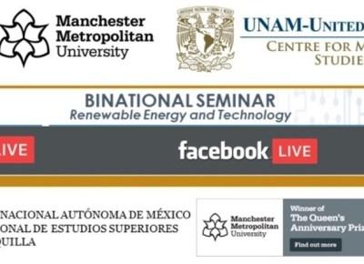 Binational Seminar Renewable Energy and Technology