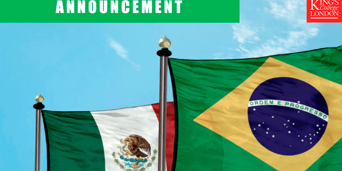 UNAM-UK strengthens links with King's Brazil Institute
