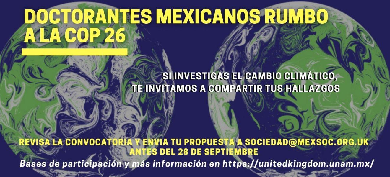 Rumbo A La COP 26