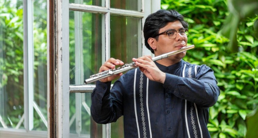A Mexican Flutist in London: My Story