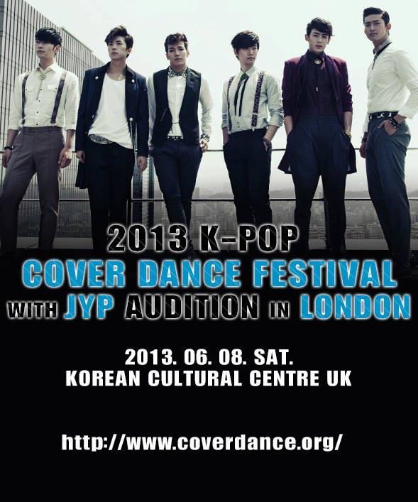 Take part in the London 2013 K-Pop Cover Dance Festival! Win a Trip