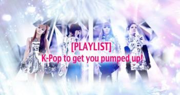 Playlist, K-Pop, 2NE1, G-Dragon, Dynamic Duo, KARA