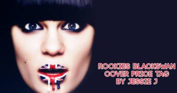 BlackSwan, Jessie J, Price Tag, Cover