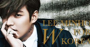 Lee Min Ho, Paris, W Korea, Magazine, 2015, Photo shoot