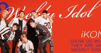 Weekly Idol, iKon, YG Entertainment