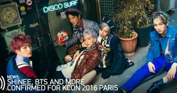 KCon, France, 2016