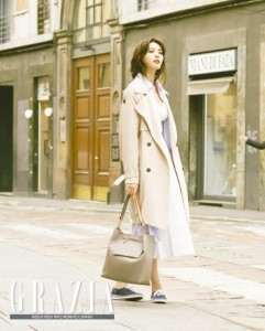 Orange Caramel, Nana, After School, Grazia, Magazine, Italy, Milan