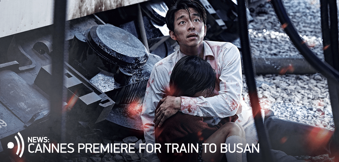 Cannes Film Festival, 2016, Train to Busan, Zombie Apocalypse