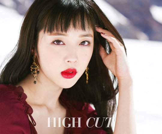 Sulli High Cut 2