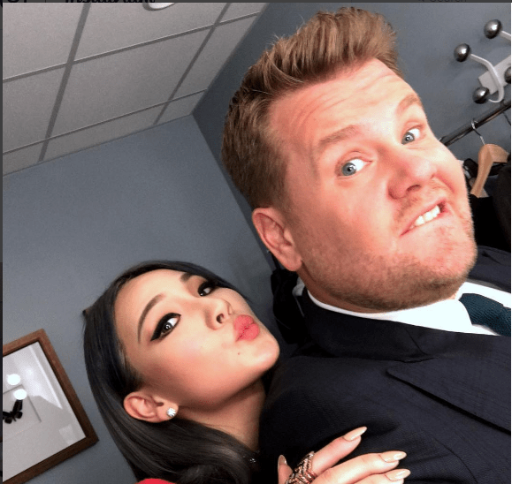 CL, 2NE1, James Corden, The Late Late Show, Performance, Lifted