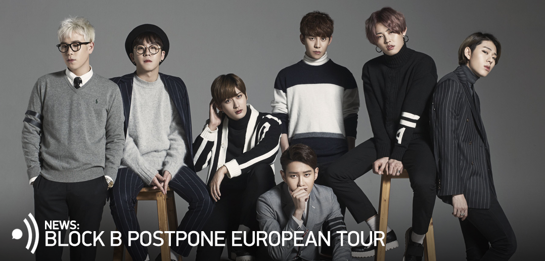 Block B, European Tour, MyMusicTaste