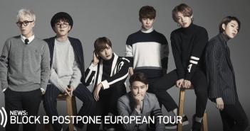 Block B, European Tour, MyMusicTaste