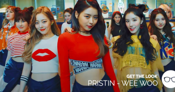 PRISTIN, WEE WOO, Get the Look, Fashion, Style Steal, MV, 2017, Pledis Entertainment