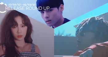 Release Round Up, Taeyeon, VICTION, BLANC7, PENOMENCO