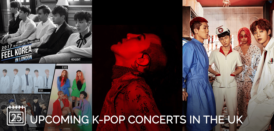 upcoming kpop concerts in the uk  u2014 unitedkpop