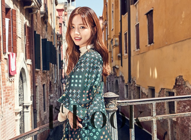 Girl's Day, Hyeri, 1st Look, Magazine, Venice, Italy
