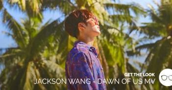 Jackson Wang, GOT7, Get the Look, MV, Dawn Of Us, Style Steal, Style, Fashion