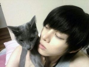 Super Junior, Heechul, Heebum, K-Pop, Pets