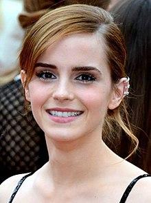 Emma Watson, BTS, Harry Potter