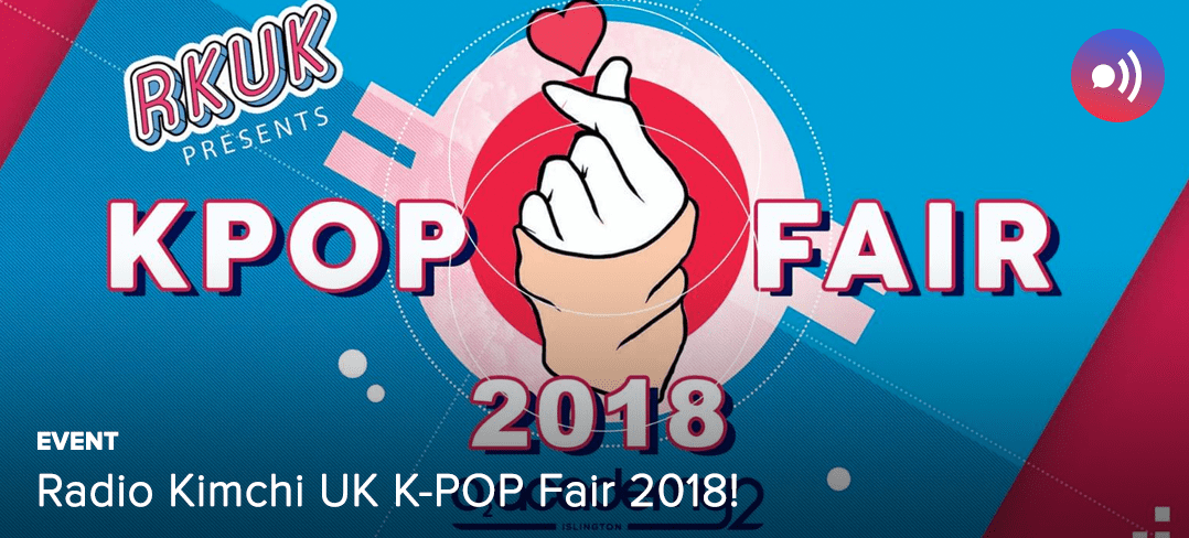 K-POP Fair, 2018, Radio Kimchi, UK, London, 02 Academy