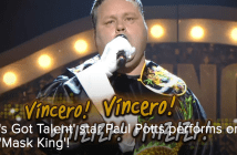 Paul Potts, Britain's Got Talent, Mask King, MBC, Variety, South Korea