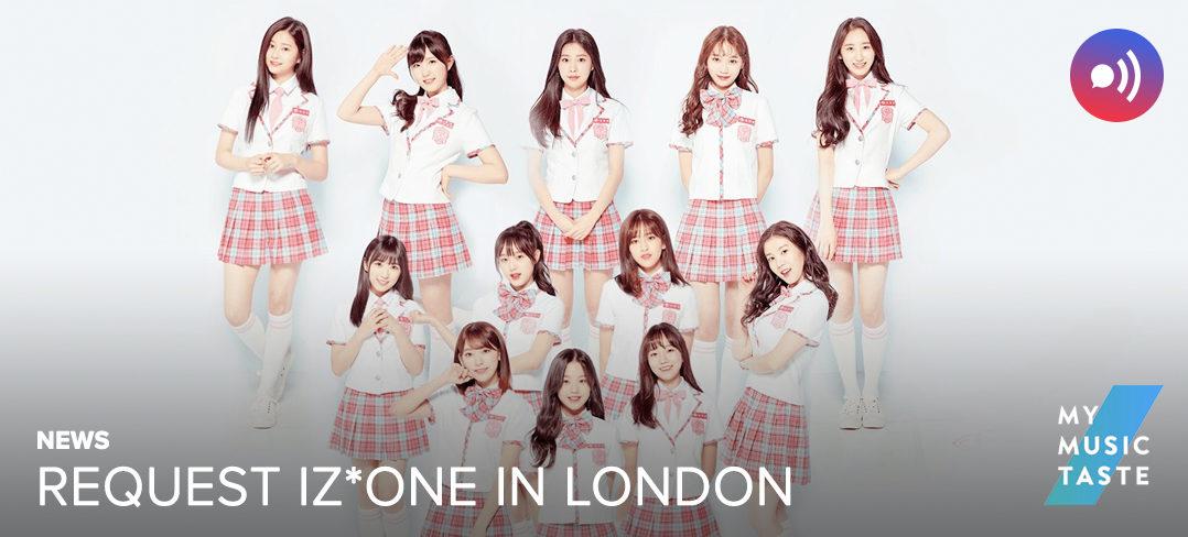 [NEWS] Request IZONE in London — UnitedKpop