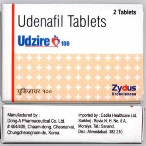 Buy Udzire 100mg - Udenafil