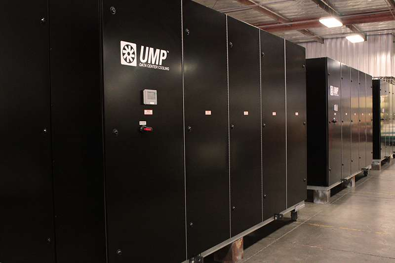 DCCRAH Computer Room Air Handler by UMP