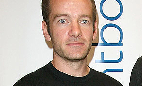 Above: Ross McDonnell