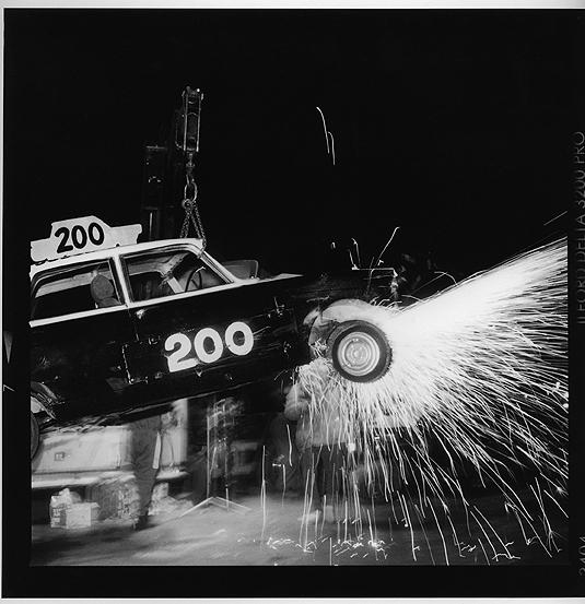 Crash Happy: A Night At The Bangers: Grant Scott