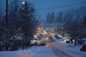Rossland BC