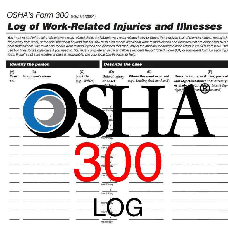 osha 300 log