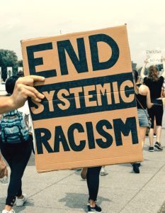 Do your part to end Systemic Racism