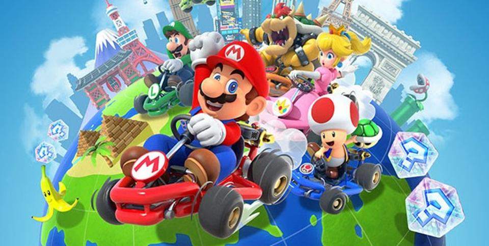 The Ultimate Guide To Nintendo S Killer App Mario Kart Tour