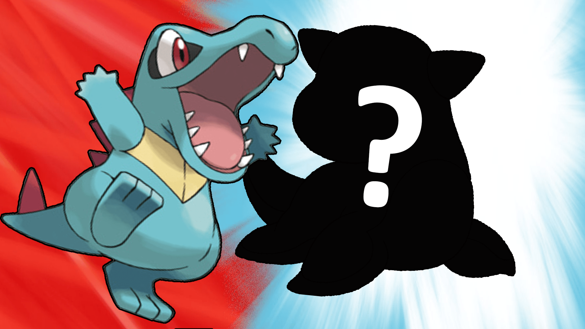 Totodile's Long Lost Pokemon Cousin