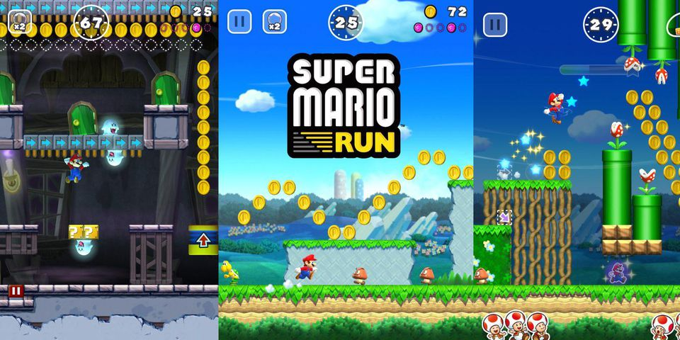 Super Mario Run is a mobile app worthy of the Nintendo moniker.