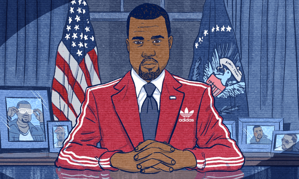 In 2020, Kanye West Gets To Decide The Next President – United Squid